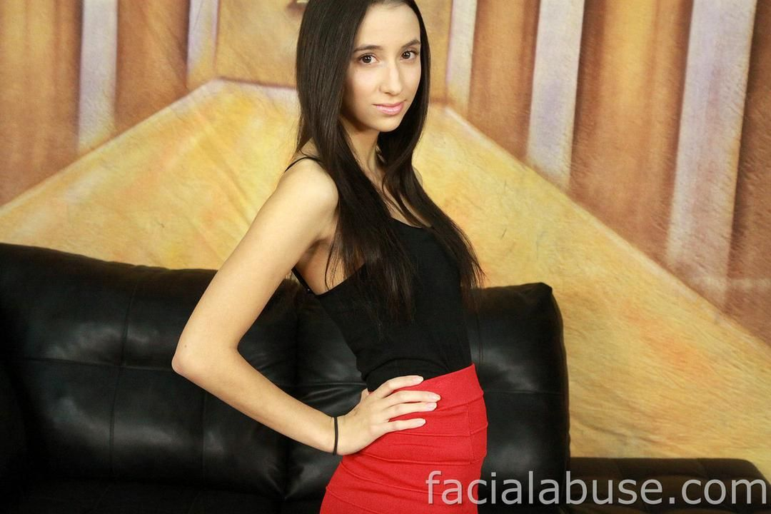 Belle knox facial