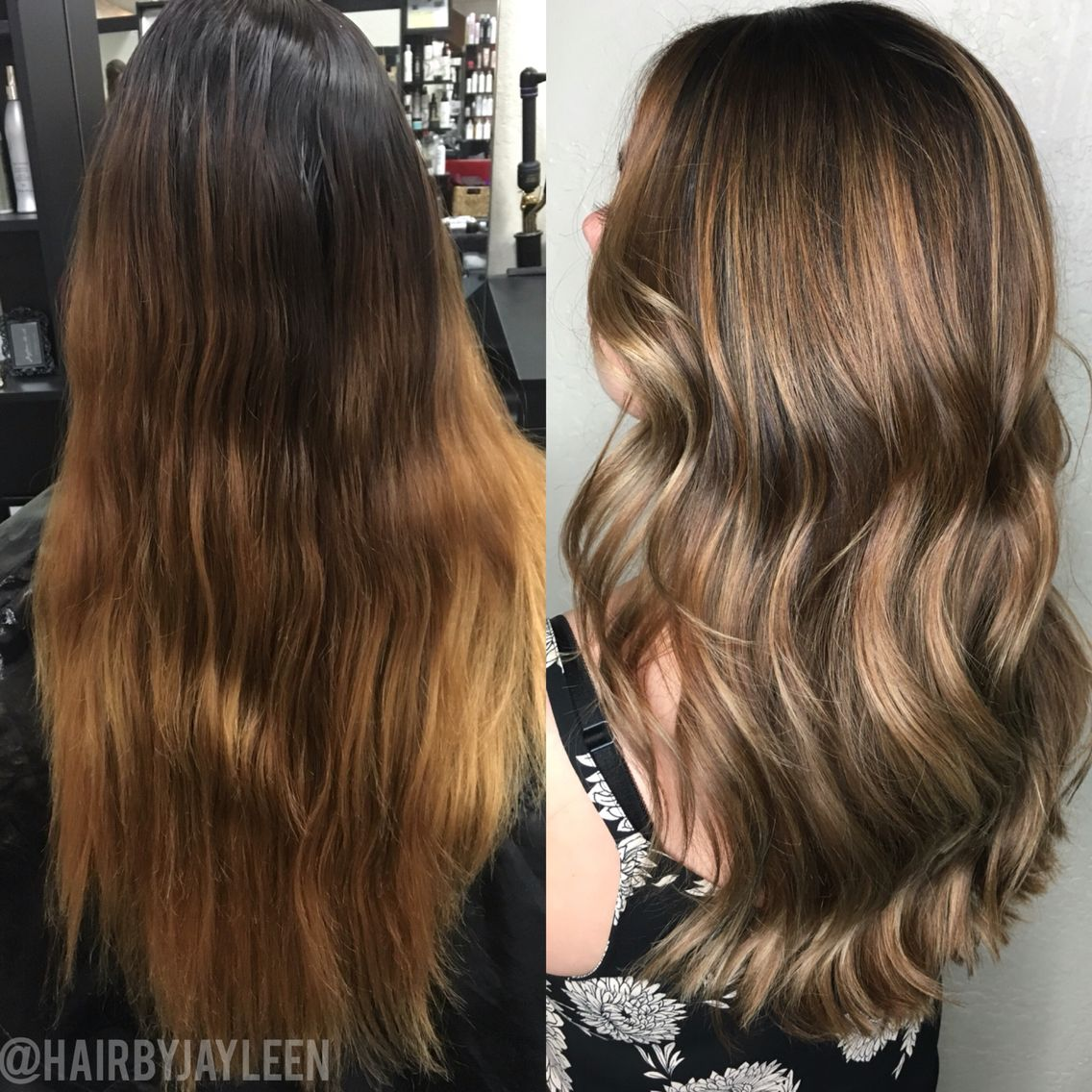Balayage brown hair, brunette balayage, highlights, brown ...