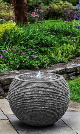 64 Lbs 19 75 X 15 75 Fountains Outdoor Large Backyard Landscaping Diy Garden