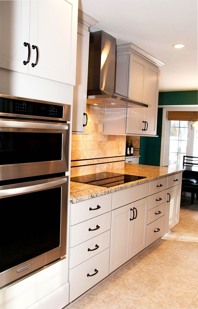 Silver Spring Md Contemporary Kitchen Remodel Silver - Kitchen remodeling silver spring md
