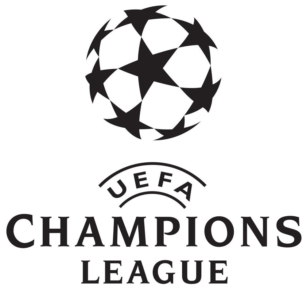 1000px Uefa Champions League Svg Png 1000 945 Champions League Logo Uefa Champions League Champions League Draw
