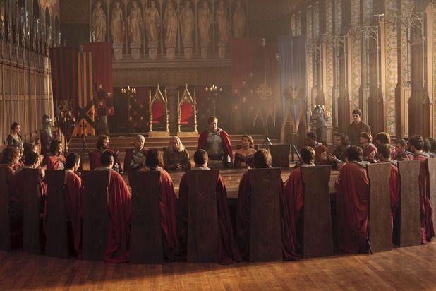 The Round Table Of Camelot Folclore Brasileiro Dragao Dourado Dragoes