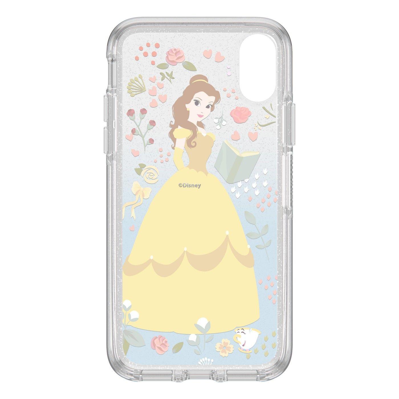 best service c4333 c70fb OtterBox Apple iPhone X Case Symmetry Disney - Belle #iPhone, #Apple ...