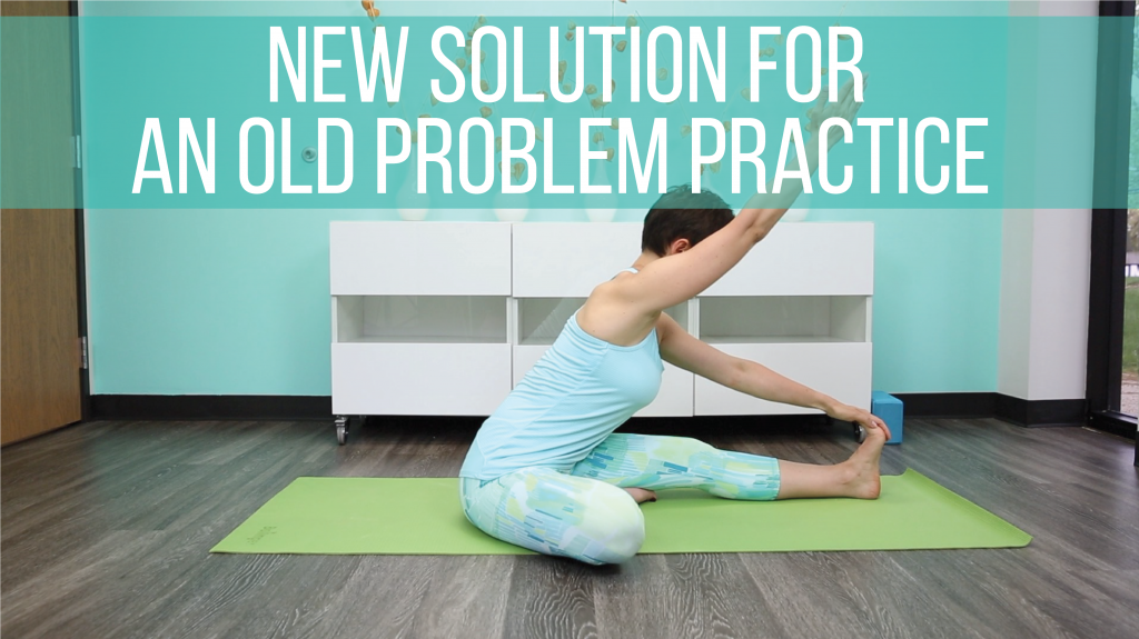 NewSolutionPracticeThumbnail Yoga videos for beginners