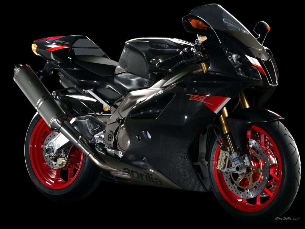 Aprilia Rsv 1000 Nera Not Sure Why I Didn T Think These Were Cool