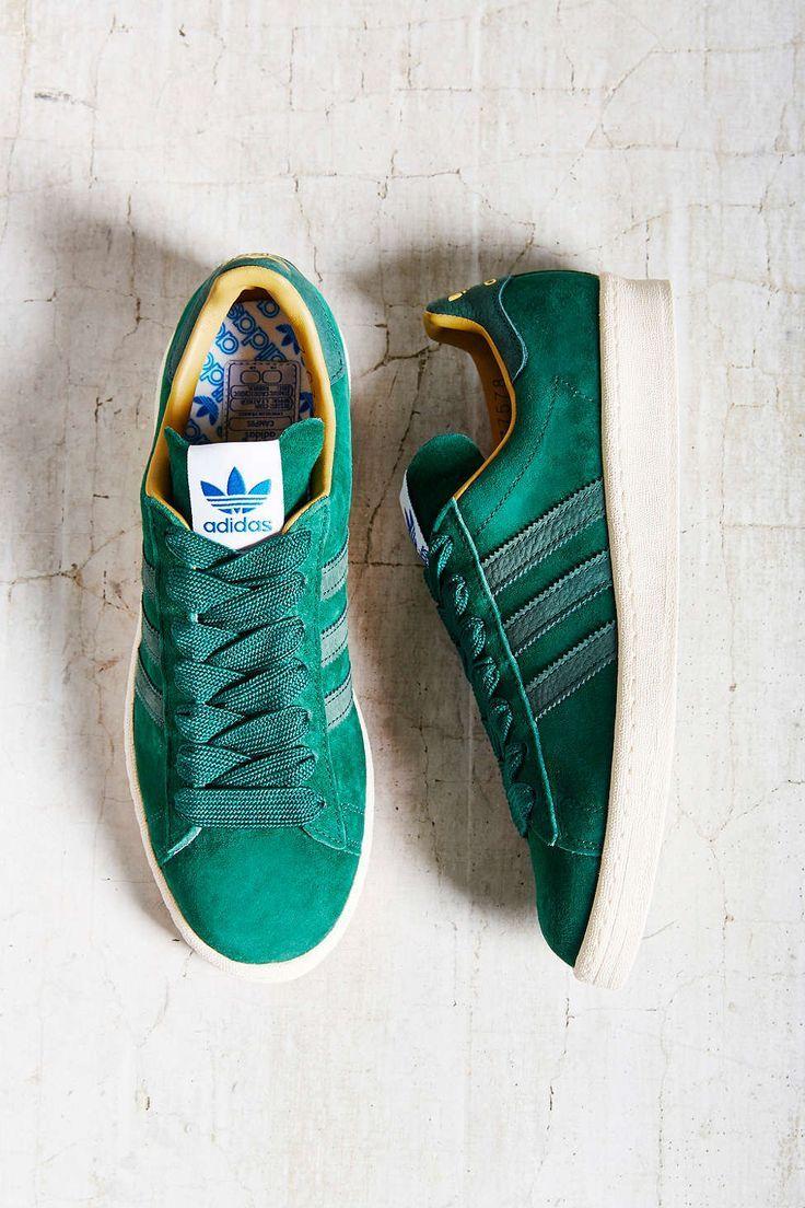 adidas Originals Gazelle Grön Sneakers BB5490