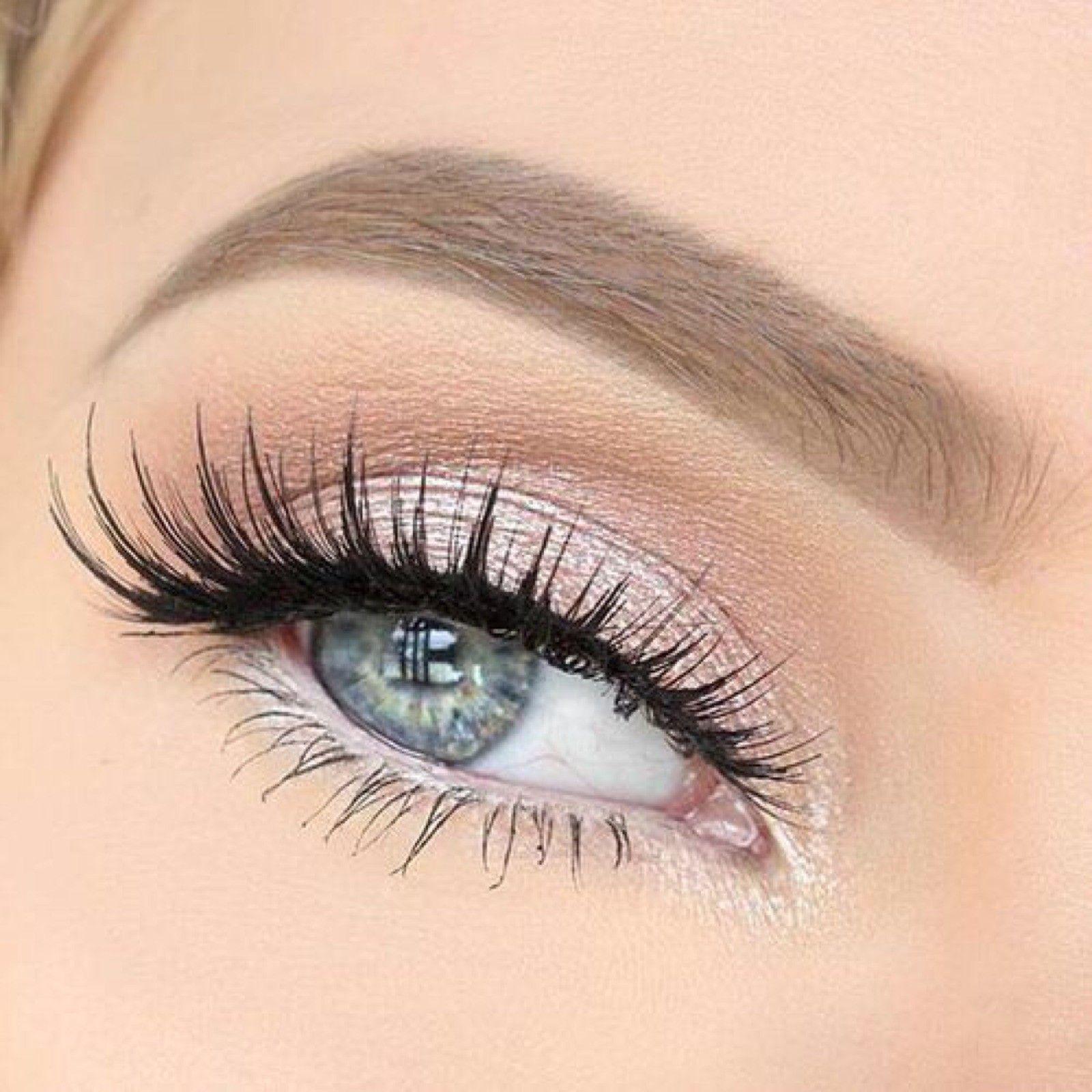 Light Pink Makeup Eyes I Do Like Makeup Eye Makeup
