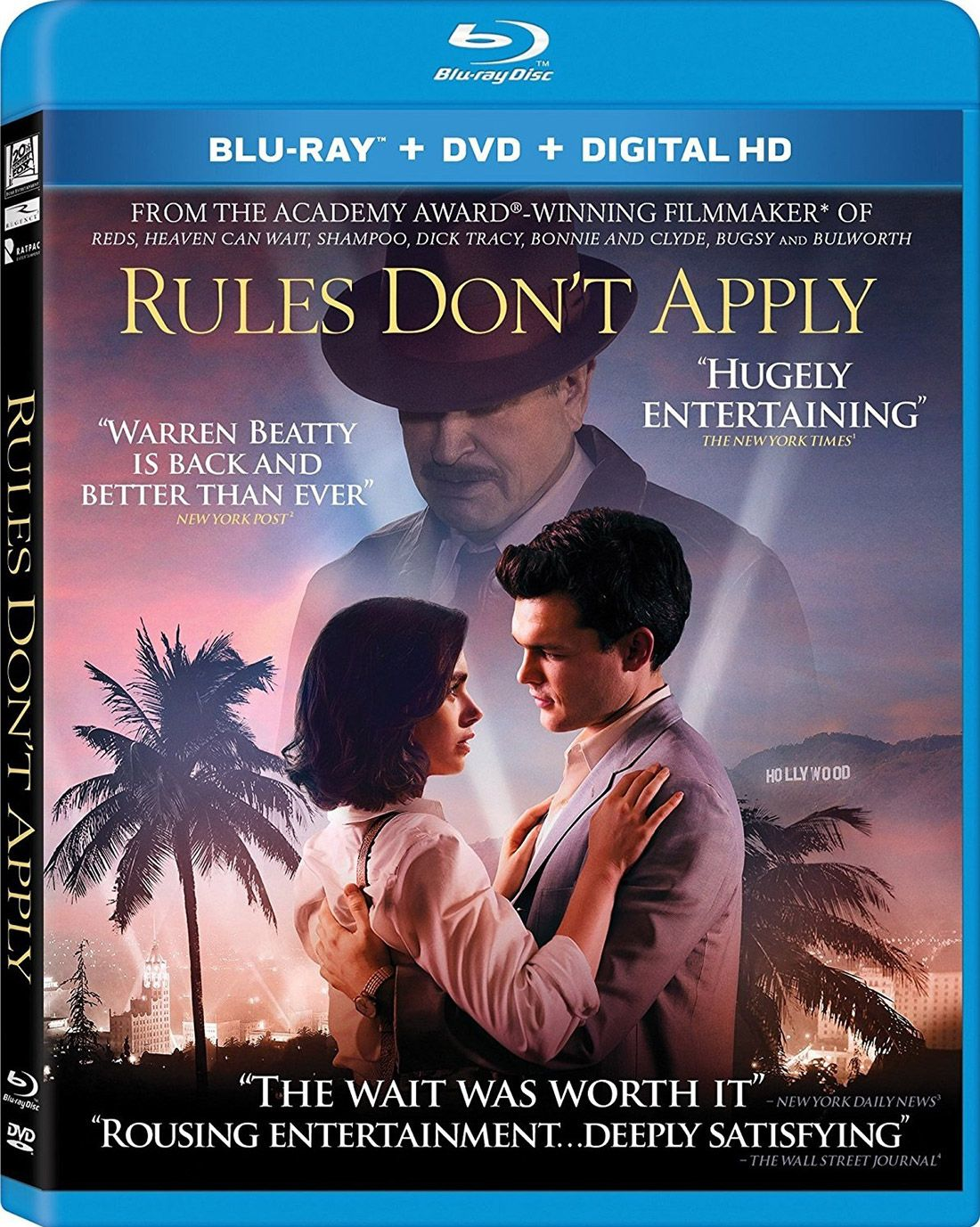 Rules Don't Apply Bluray Review Streaming movies, Full