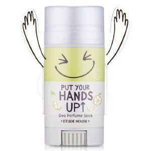Etude House Put Your Hands Up Deo Perfume Stick 40g