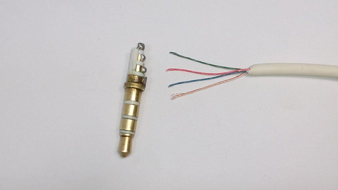 How To Fix Broken Headphone Jack Or Repair Headphone Headphone Fix It Repair