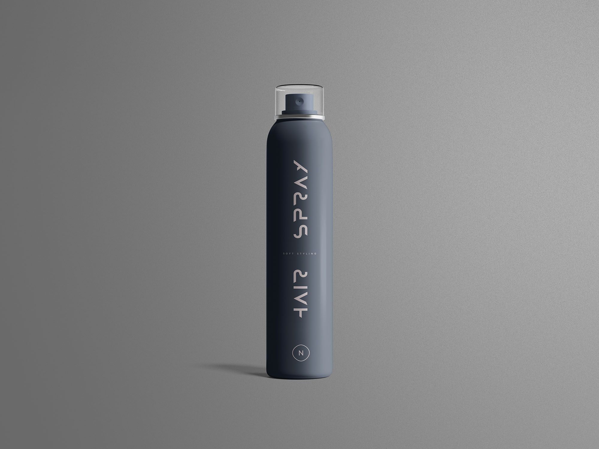 Hair Spray Bottle Psd Mockup For Free Hair Spray Bottle Spray Bottle Bottle Mockup