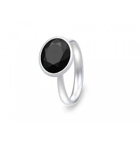 ring Black king 816-17 Forever Romance