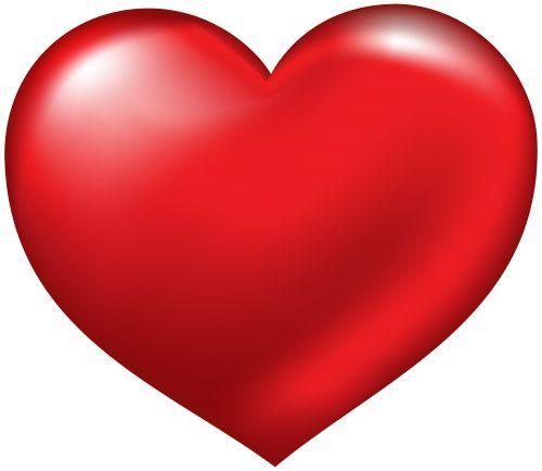 Red Heart Png Clipart Coracao Vermelho Fotos De Coracao Coracao Desenho