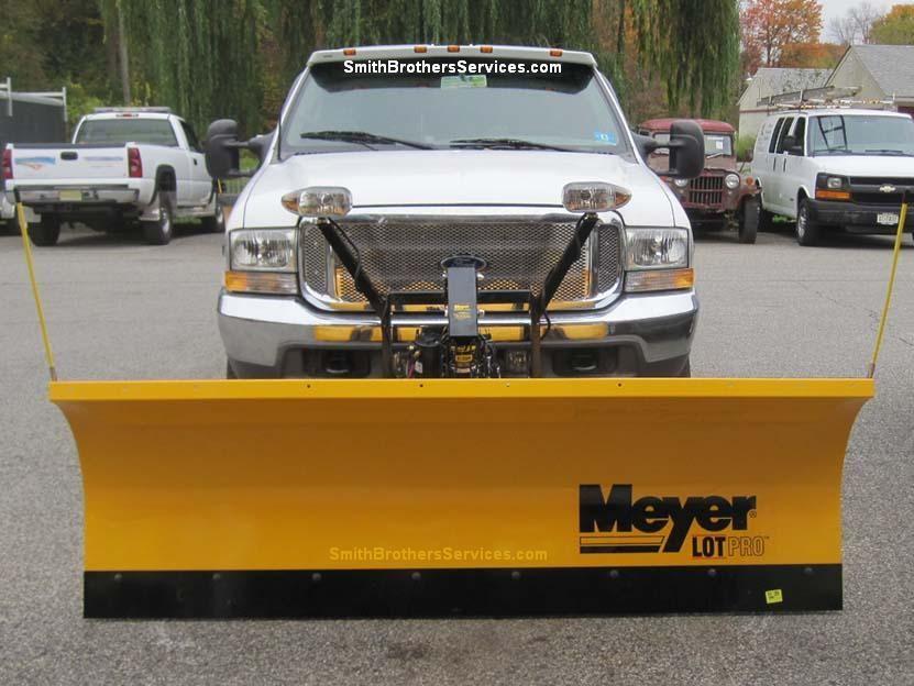 2002 F 250 Meyer Lot Pro 8 Snow Plow Meyer Repair