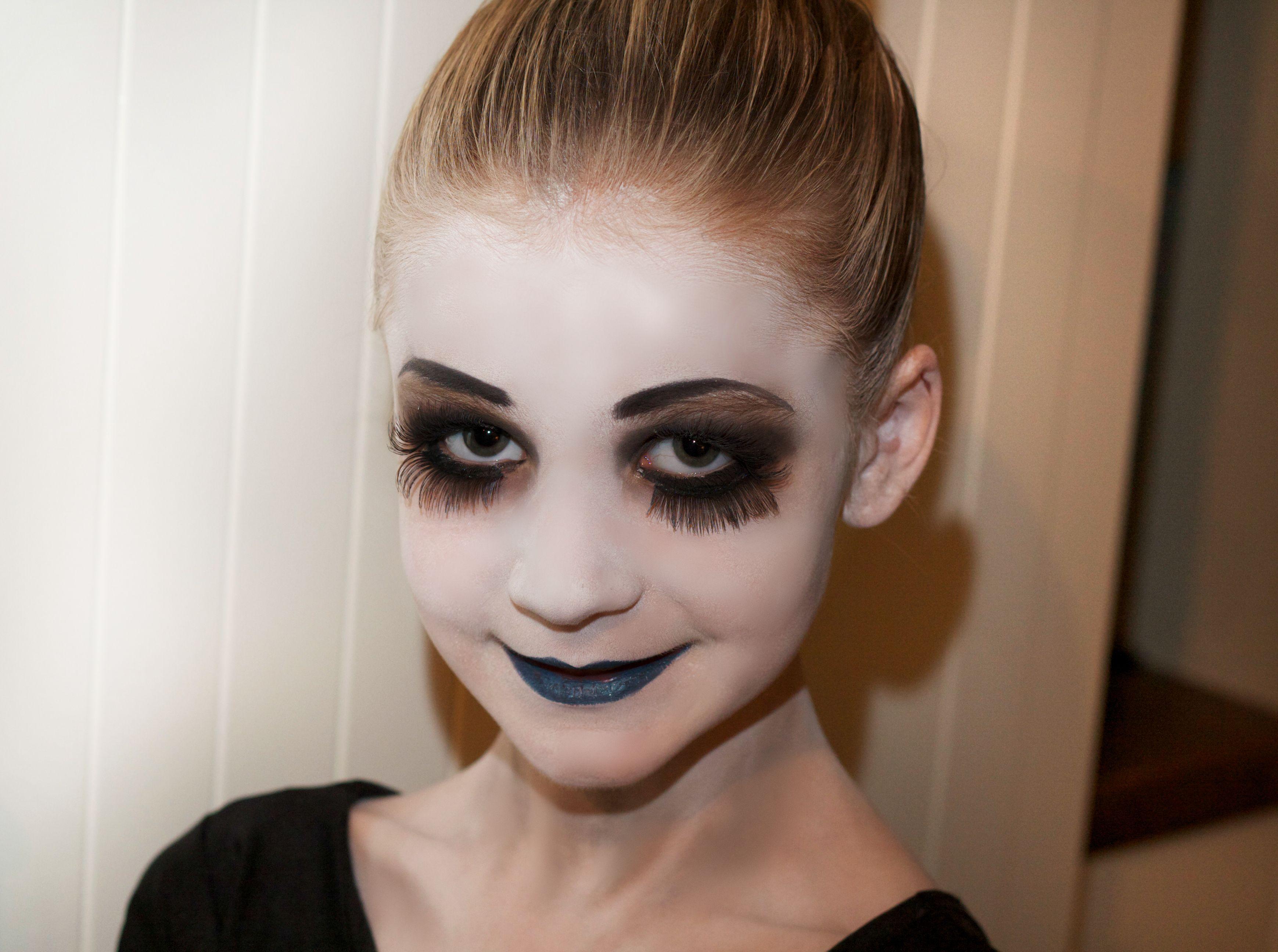 kimmy cattin mua dead ballerina - Dead Ballerina Halloween Costume