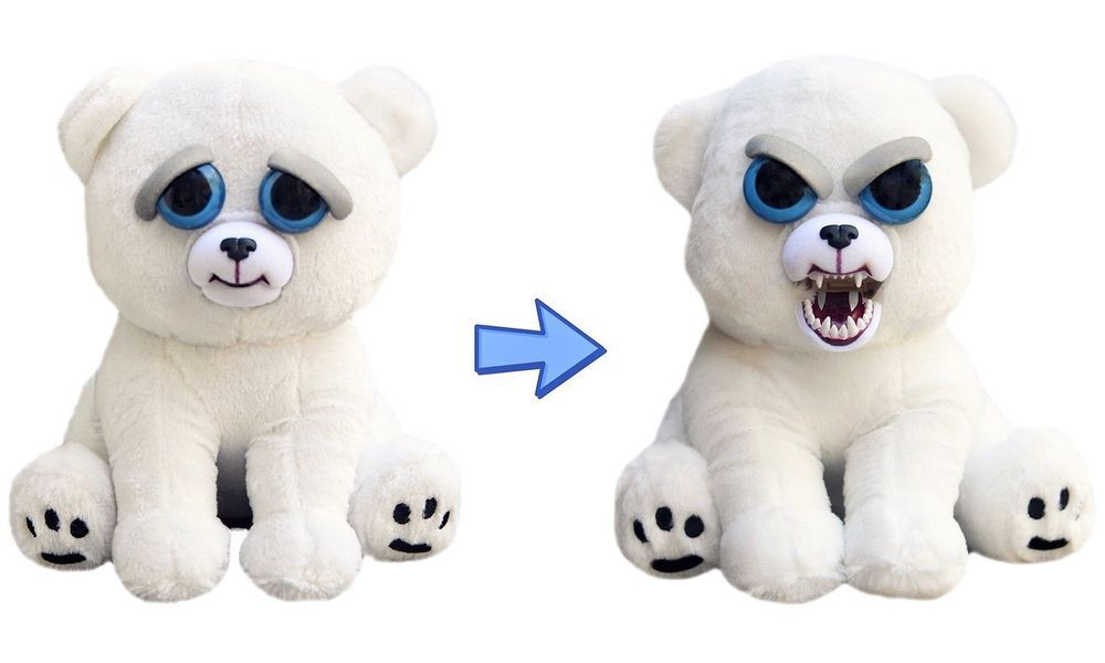 Karl The Snarl William Mark Feisty Pets 8 5 Plush Stuffed Harp Seal Unbranded Love Me Tbt Cute Follow Fol With Images Polar Bear Plush Funny Toys Animal Plush Toys