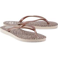 Photo of Havaianas Sandale Slim Animals gold Damen HavaianasHavaianas