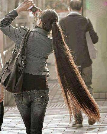 Super long hair cant wait for mine to get there!! | Long ...