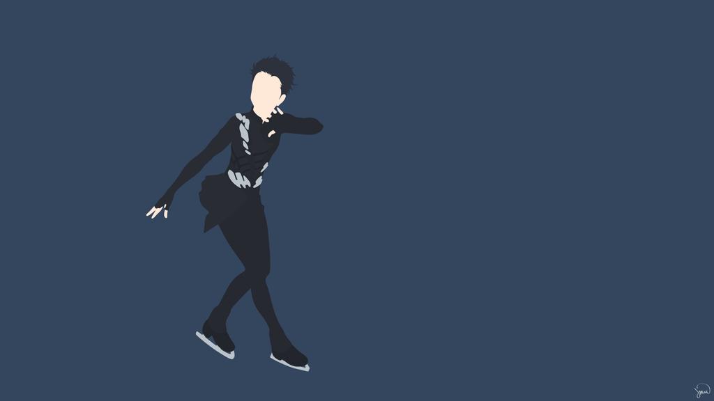 Yuri Katsuki {Yuri!!! on Ice} by greenmapple17 on DeviantArt