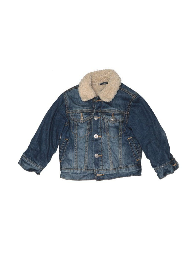 Gap Kids Outlet Denim Jacket Blue Jackets Outerwear Size 4 In 2021 Kids Outlet Outerwear Jackets Blue Jacket [ 1024 x 768 Pixel ]