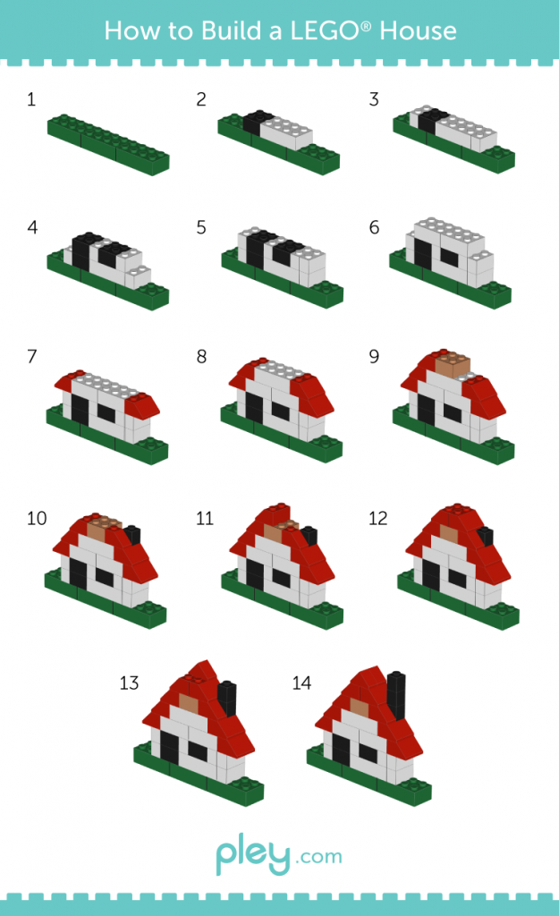Here At Pley We Think Lego Manuals Are As Awesome But Sometimes We
