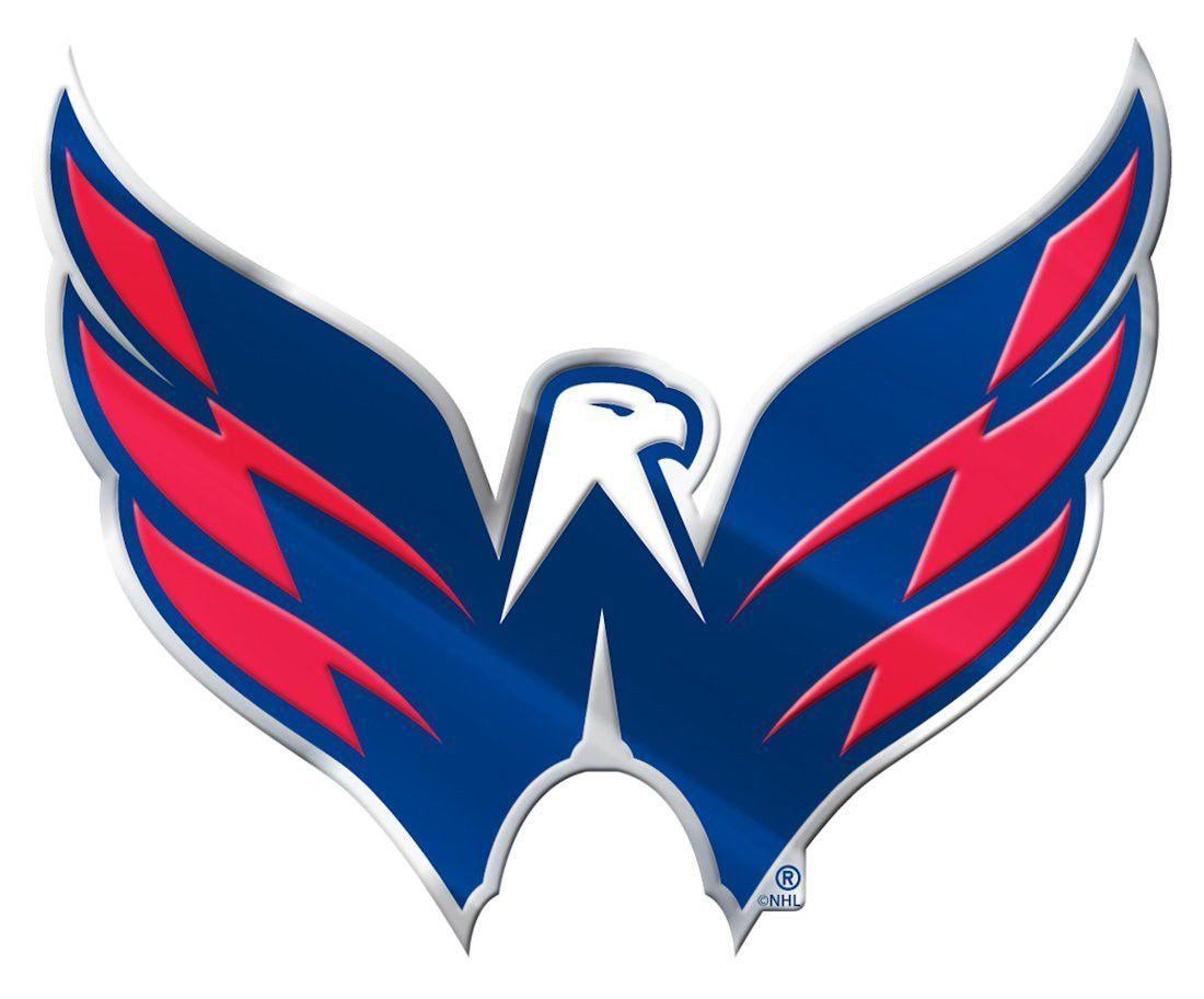Washington Capitals Auto Emblem Color backorder