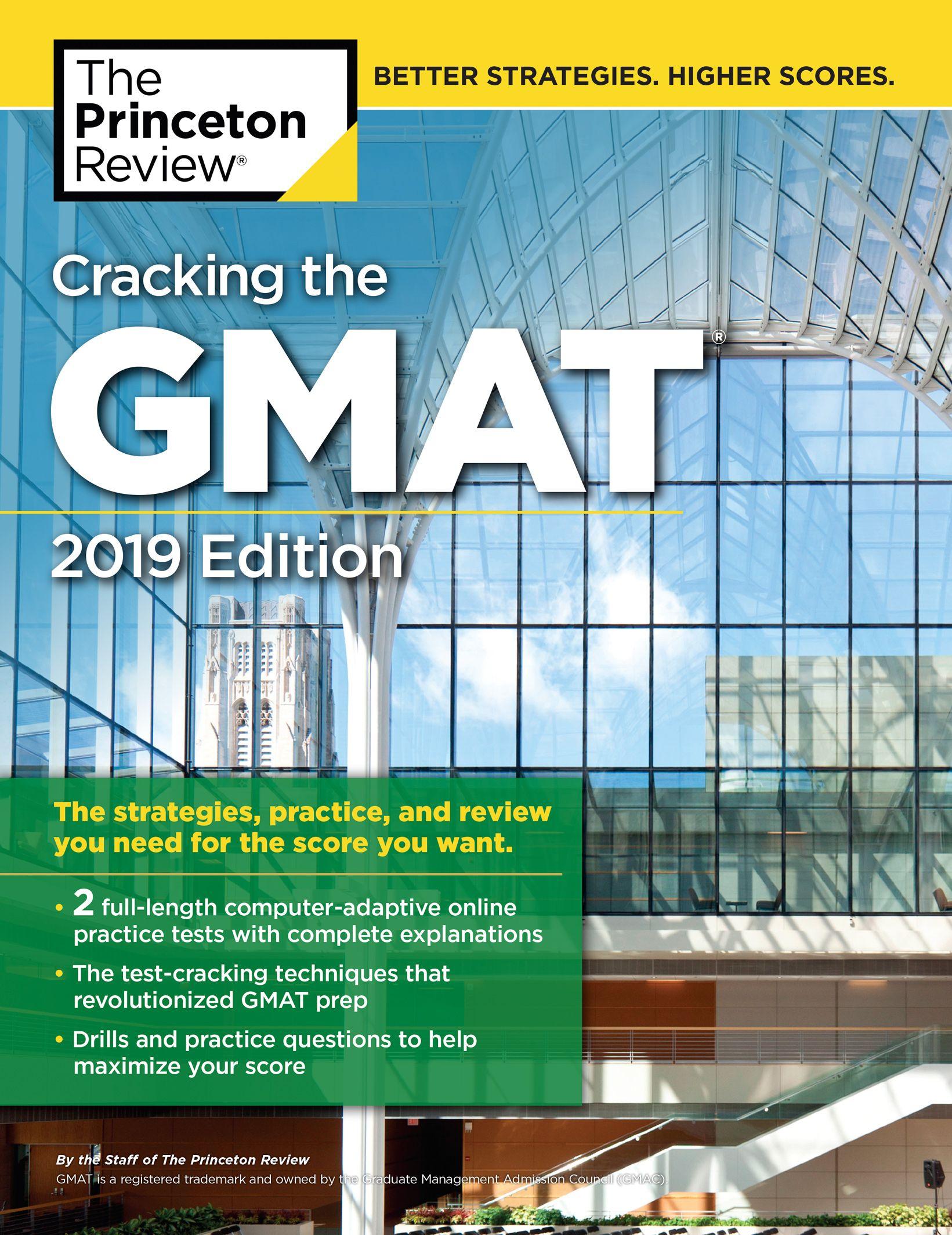 The pdf gmat cracking review princeton