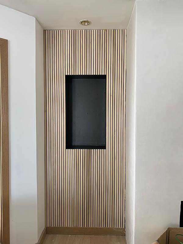 Photo of DIY Wood Slat Walls | brepurposed