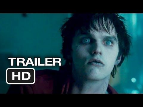 """Move over teen vampires, Zombies are KILLING IT in the youth angst department now! Cannot wait to see """"Warm Bodies."""""""
