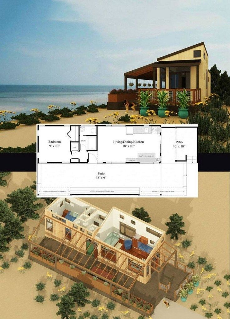 47 Adorable Free Tiny House Floor Plans 22 Tiny House Floor Plans Tiny House Layout Tiny House Inspiration