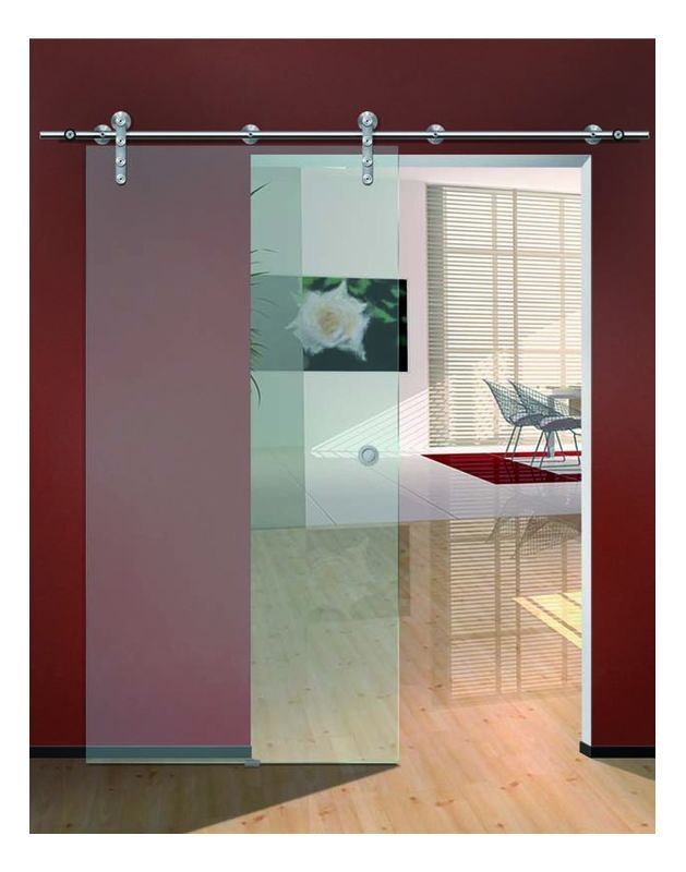 Hafele 940 64 014 Glass Pocket Doors Sliding Door Panels Sliding Door Hardware
