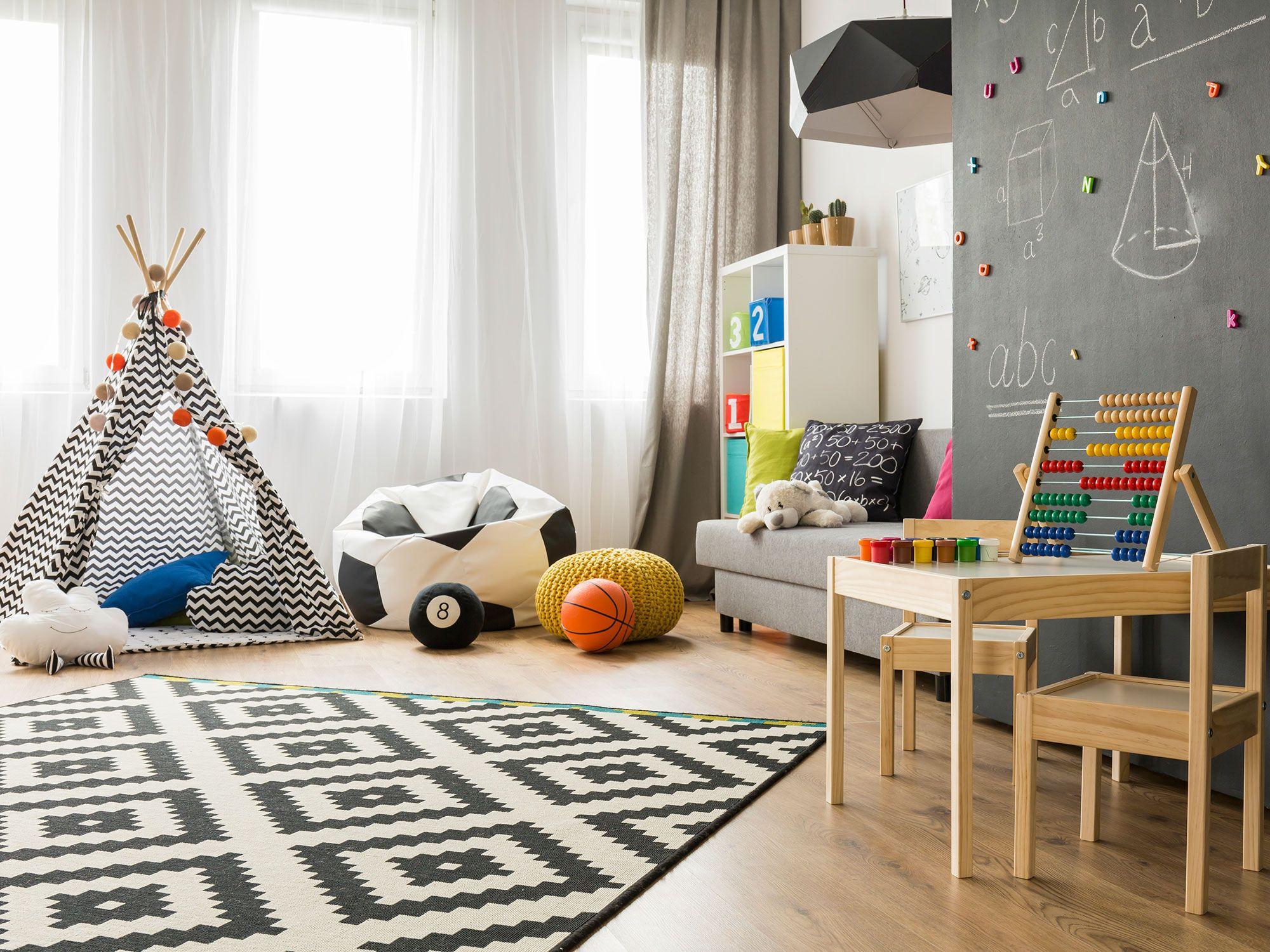 How to get kids to clean up their room | Kids bedroom designs ...