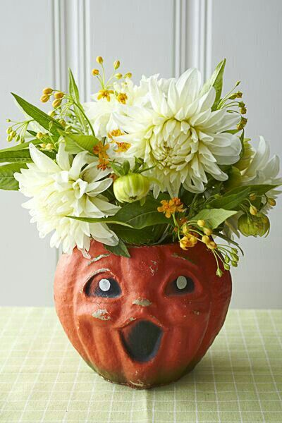 Pin by Diane S Bailey on Happy Halloween Pinterest Happy - halloween centerpiece