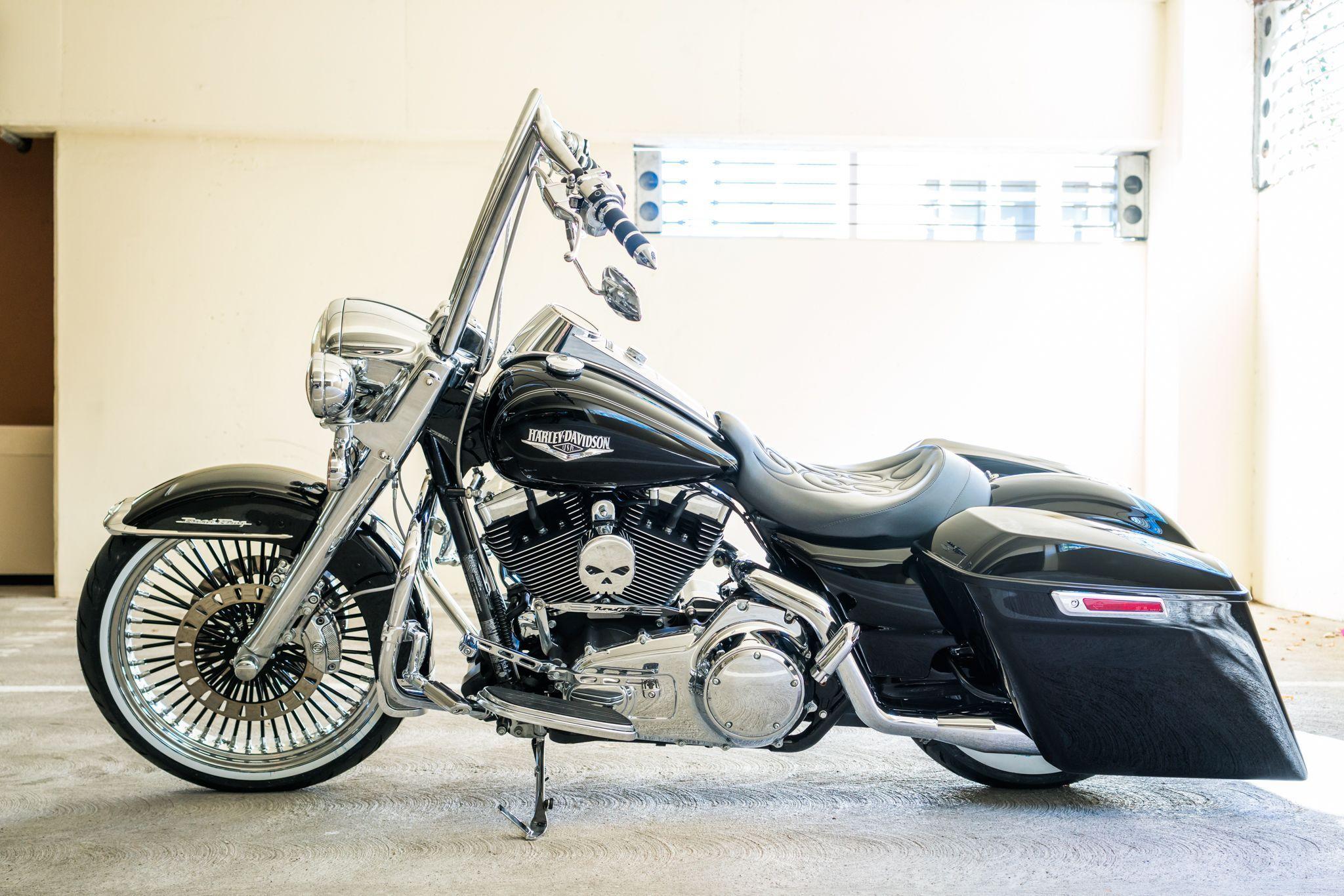 Pin On Harley Davidson Road King