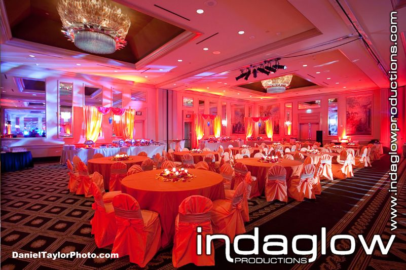 Wedding Reception Lighting    Indaglow Productions  www.indaglowproductions.com