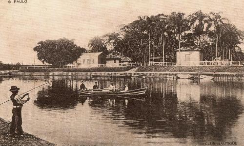 1907-CLUBE DE REGATAS TIETÊ