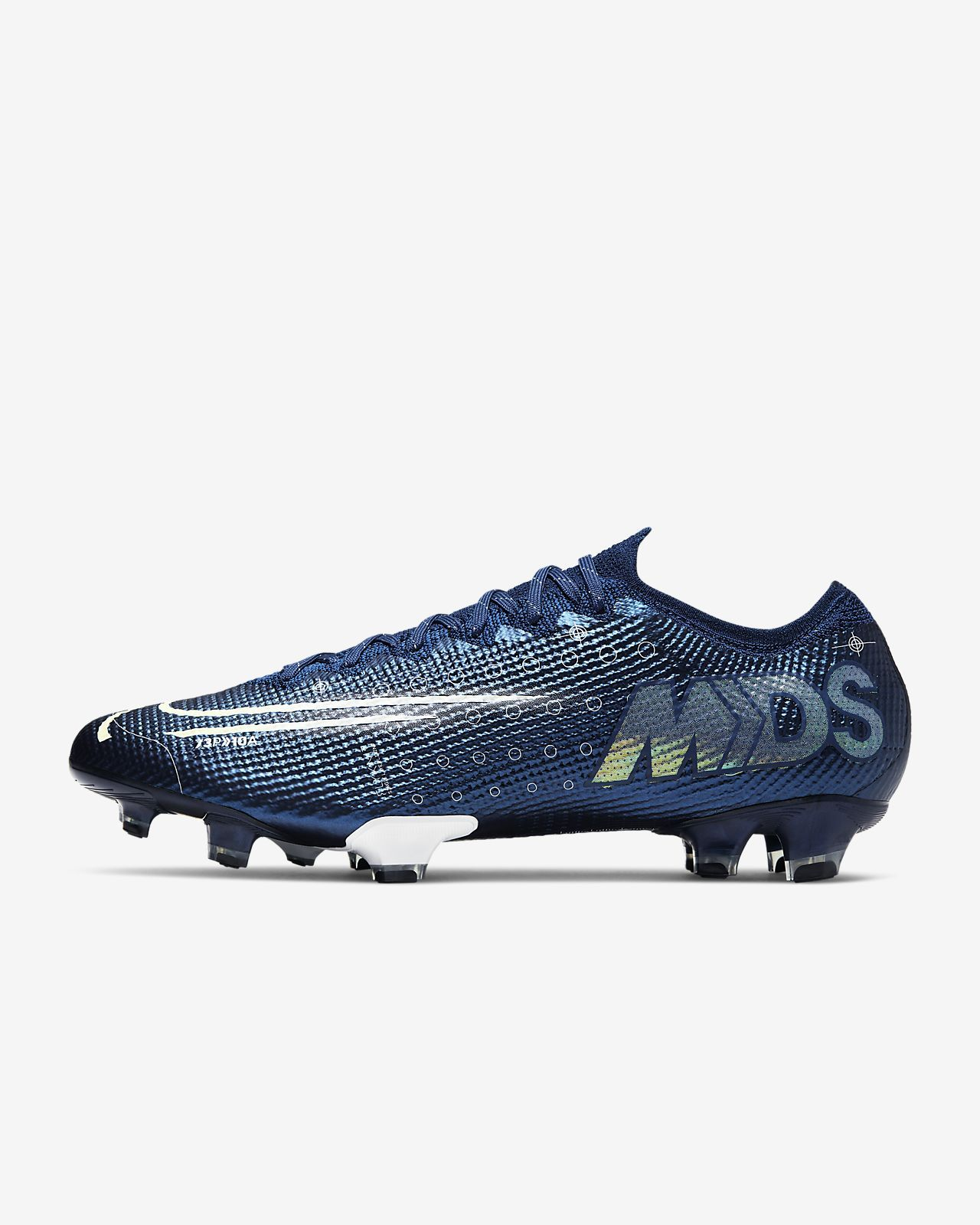Mercurial Vapor 13 Elite Mds Fg Firm Ground Soccer Cleat With Images Soccer Cleats Football Boots