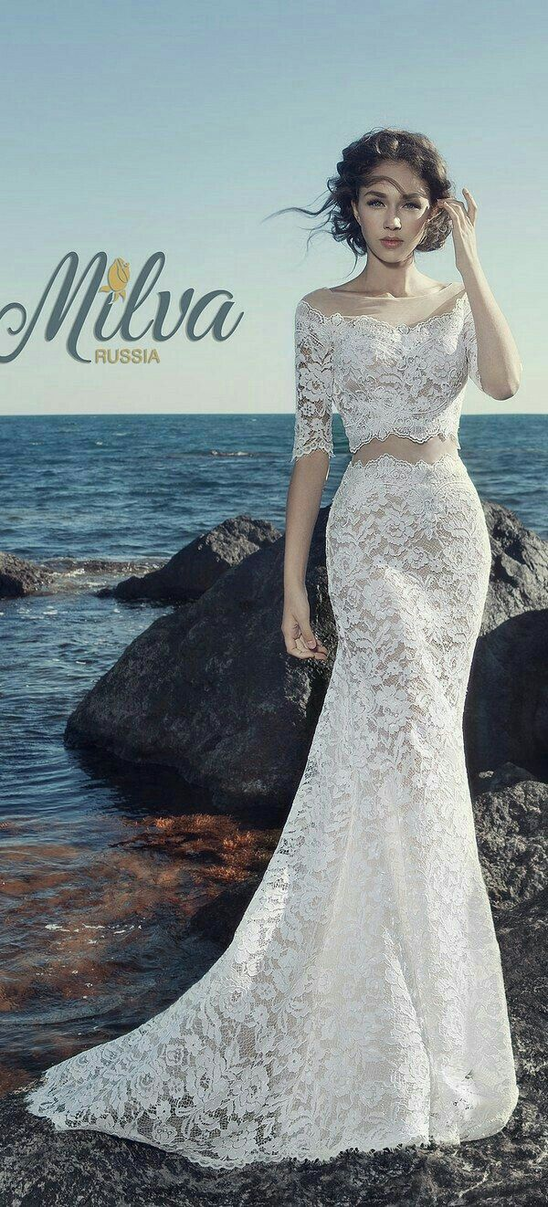 Milva Wedding Dresses 2017 | Gelinlik | Pinterest | Wedding dress ...