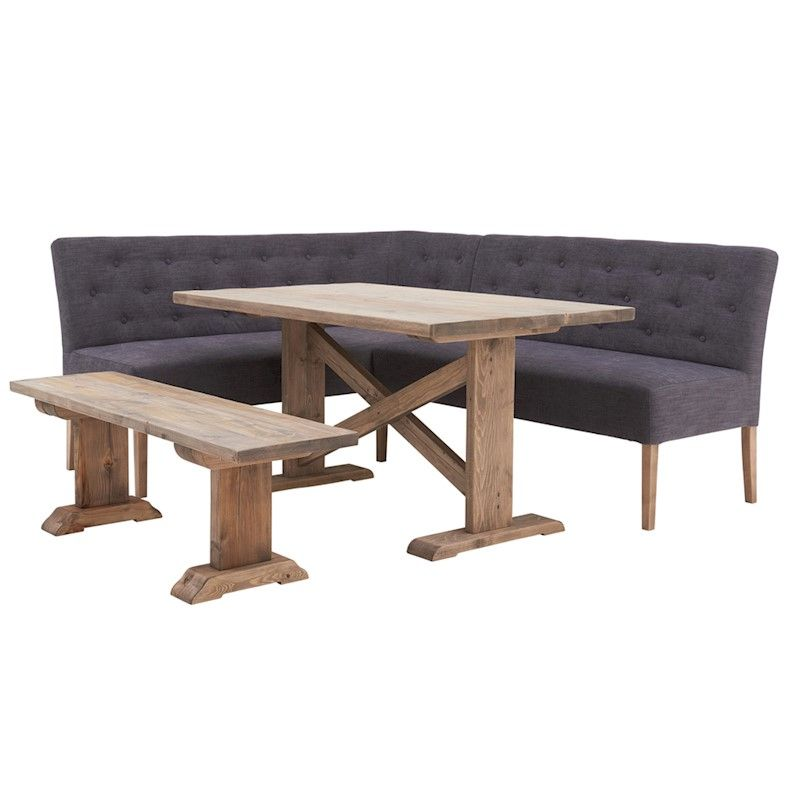 Siren Dining Table Bench Hydra Corner Set Sterling Furniture