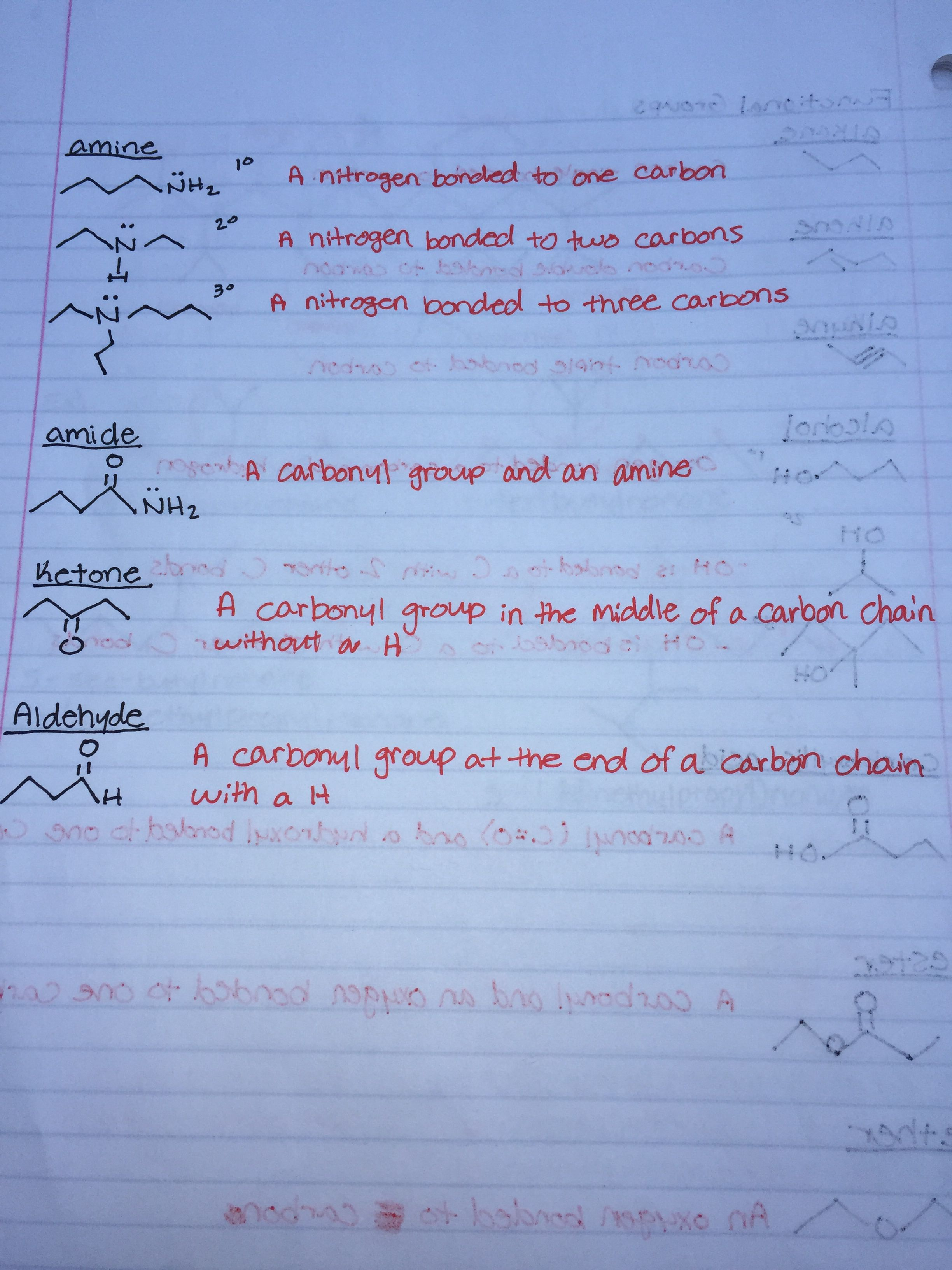 Functional Groups Part 2 Organic Chemistry Chemistry