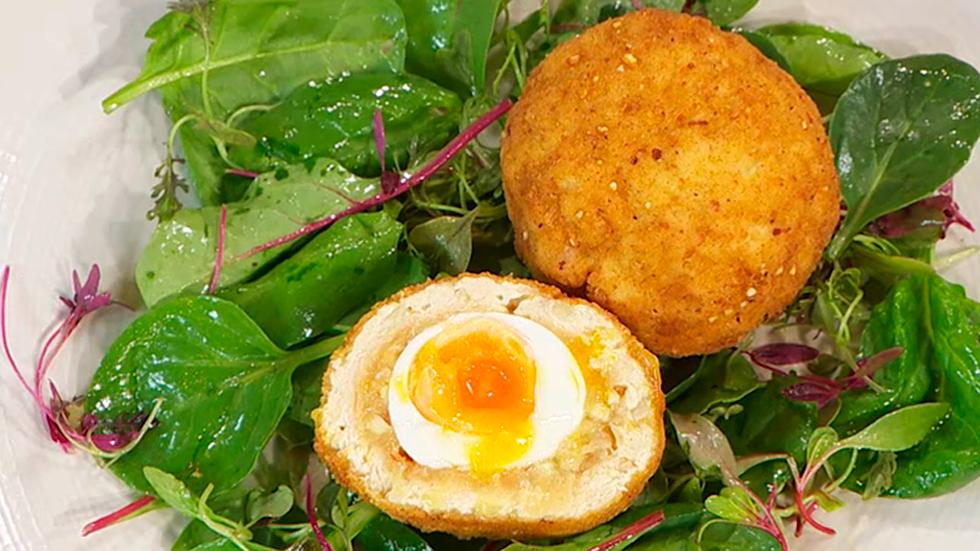 Torres En La Cocina Receta De Huevos Escoceses Torres En La Cocina Online Completo Y Gratis Huevos Escoceses Receta De Huevos Escoceses Recetas Con Huevo