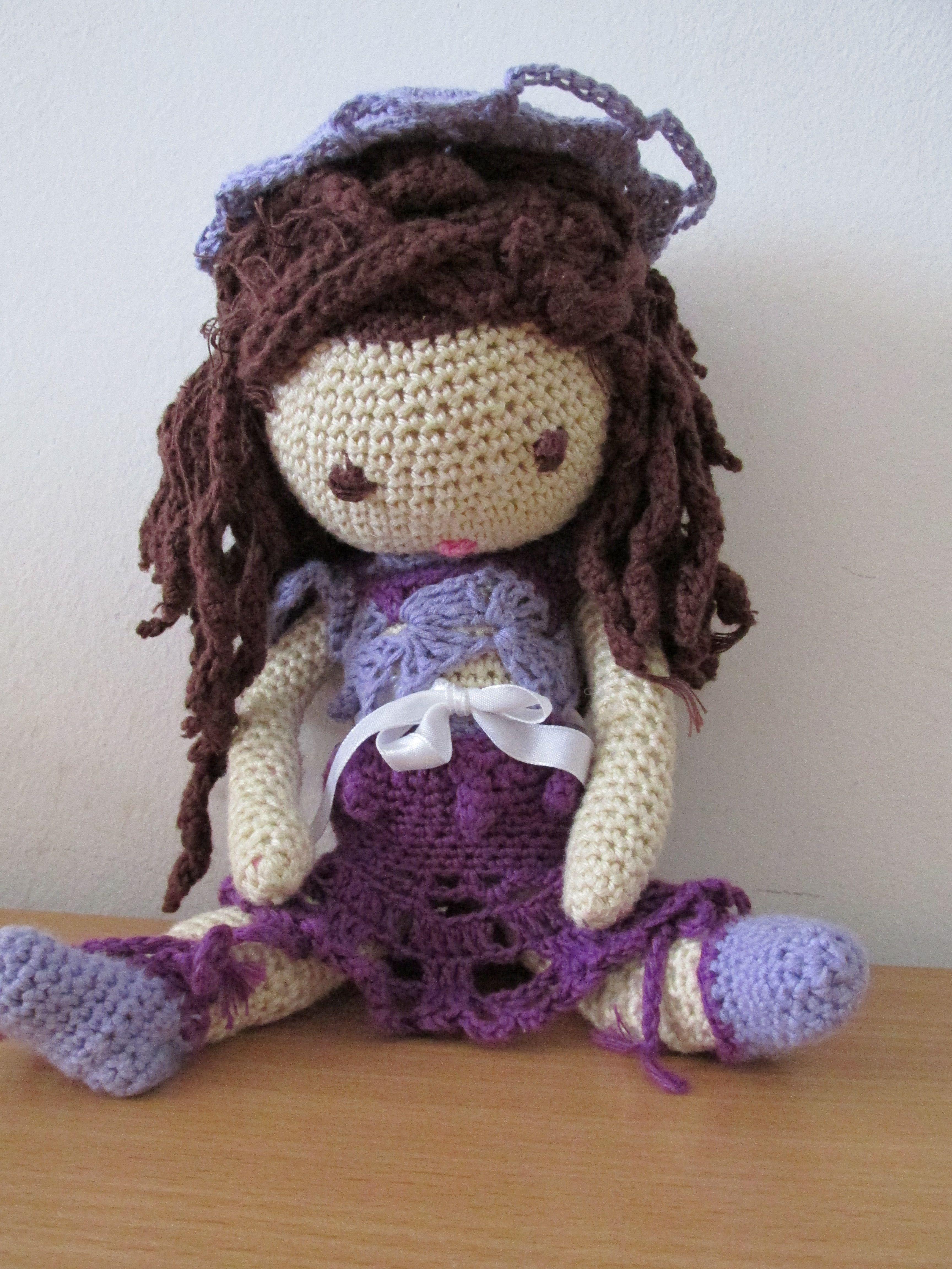 My second daughter's favourit doll (Pupinett from I. Kessedjian)