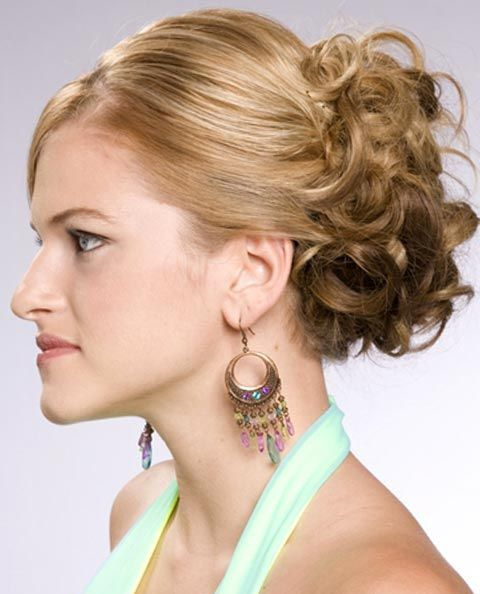 Updos For Medium Length Hair Trends In 2013 Pictures Long Hair Updo Updos For Medium Length Hair Prom Hairstyles For Long Hair