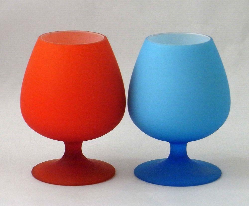 Carlomoretti Satinato Murano Blenko Glass Studio Glass Glass