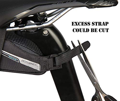 Roswheel Race Series 131432 Ultralight Bike Saddle Bag Bicycle