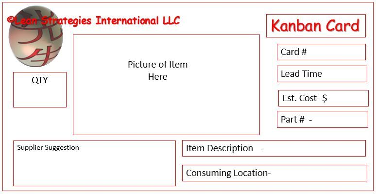 Check out this great template for Kanban cards. For more free templates visit us at: http://www.leanstrategiesinternational.com/free-ci-tools.html