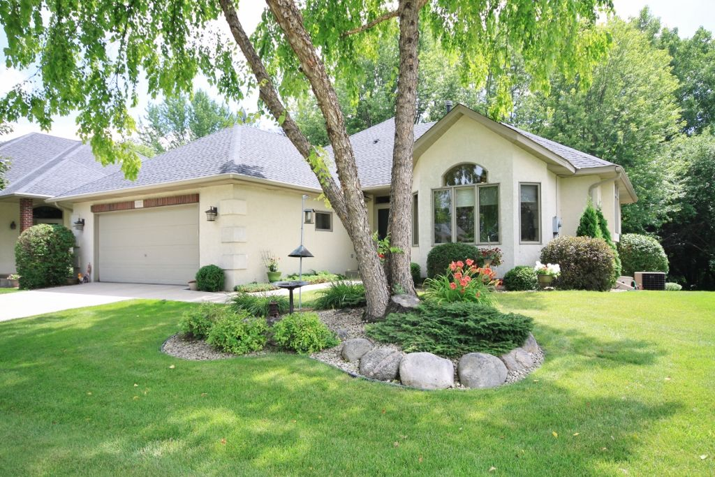 Just Listed in Maple Grove MN! In demand spacious #detachedtownhouse w/ #fourseasonporch. Private wooded views. Newer roof, furnace, water heater & water softener. Light unit w/ #openfloorplan. 10ft. ceilings. Abundant storage. Convenient location. For more info and photos visit: http://www.mndreams.com/listing/mlsid/152/propertyid/4625089/