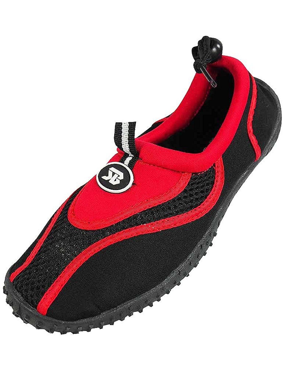 a04a620906cd08 Starbay Brand New Women's Athletic Water Shoes Aqua Socks (8, Red) ** You  can find more details by visiting the image link.