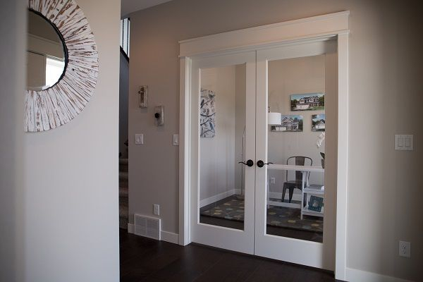 Interior Doors Full Glass Doors Are Uncomplicated And Sparkling In