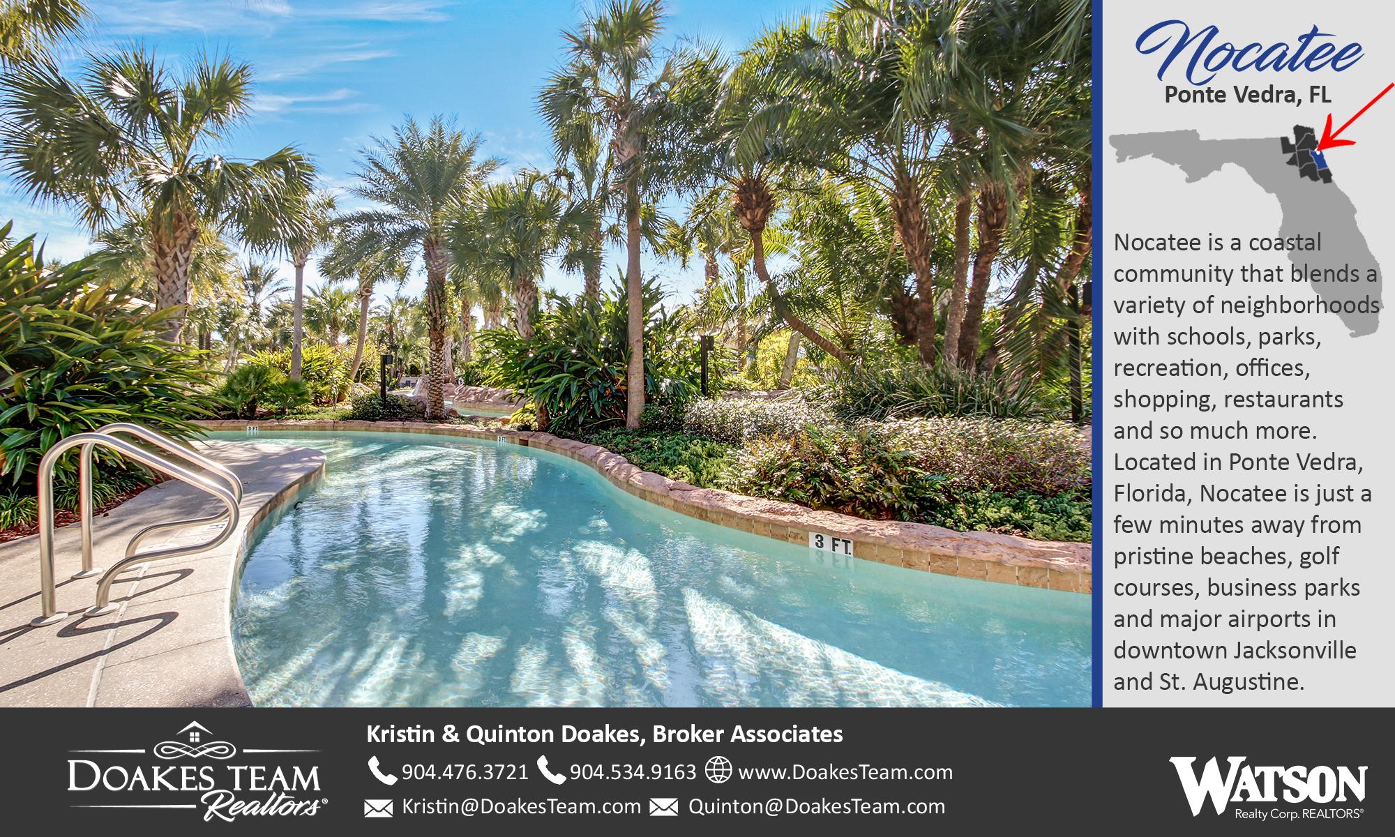 Homes for Sale in Nocatee, FL 32081 Ponte vedra beach